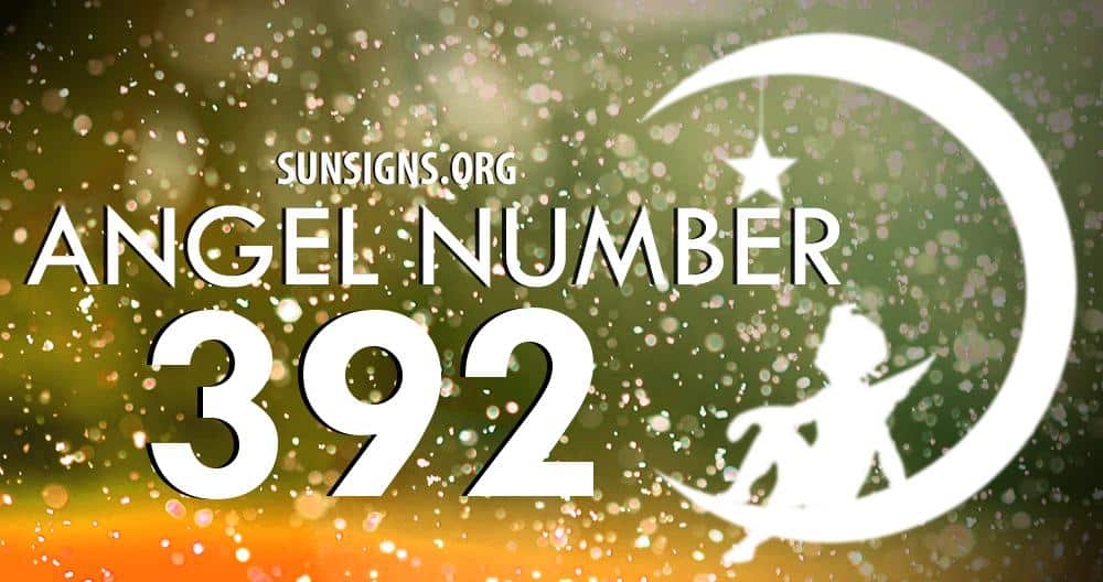 angel number 392