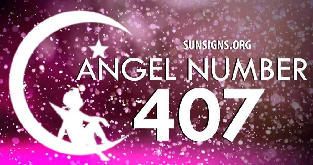 angel number 407