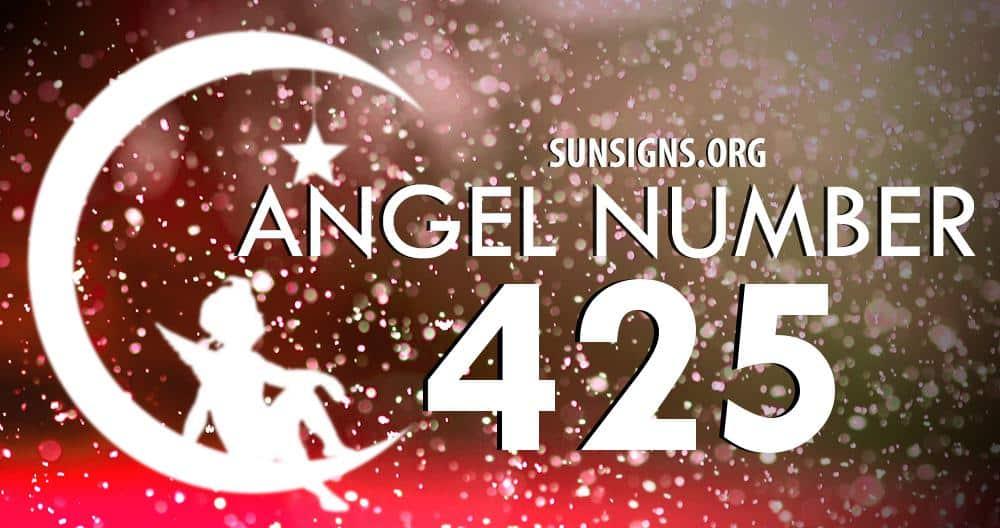 angel number 425