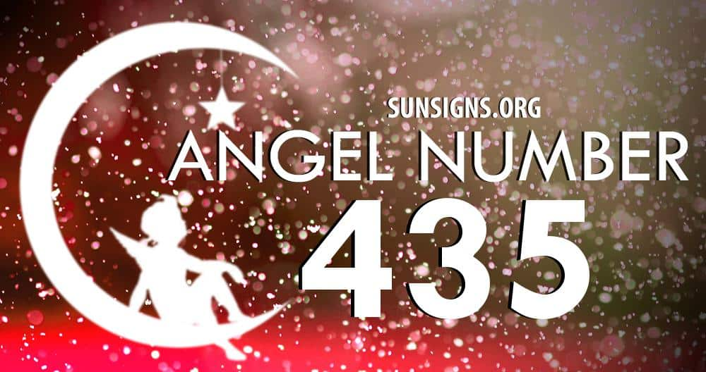 angel number 435