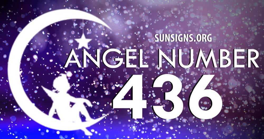 angel number 436