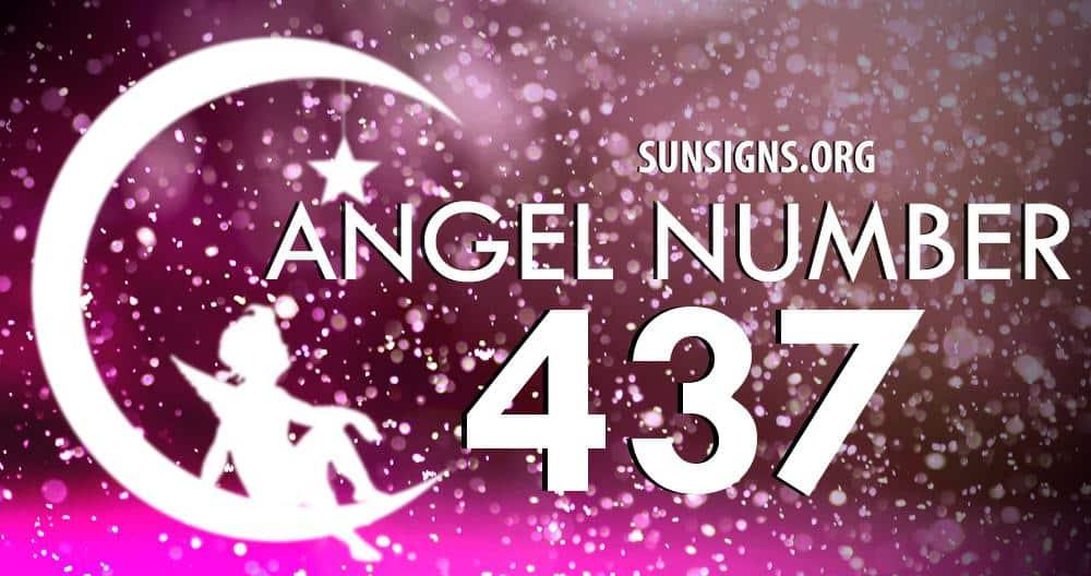 angel number 437