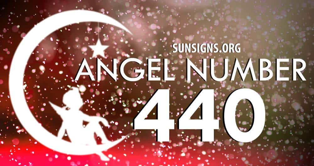 angel number 440