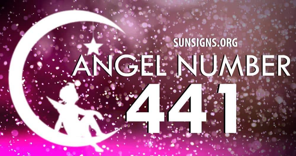 angel number 441