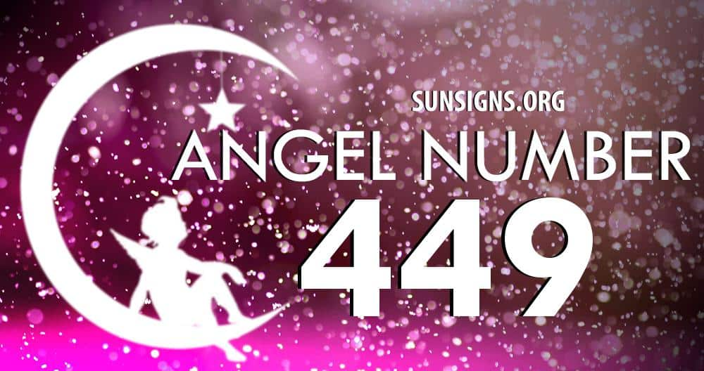 angel number 449