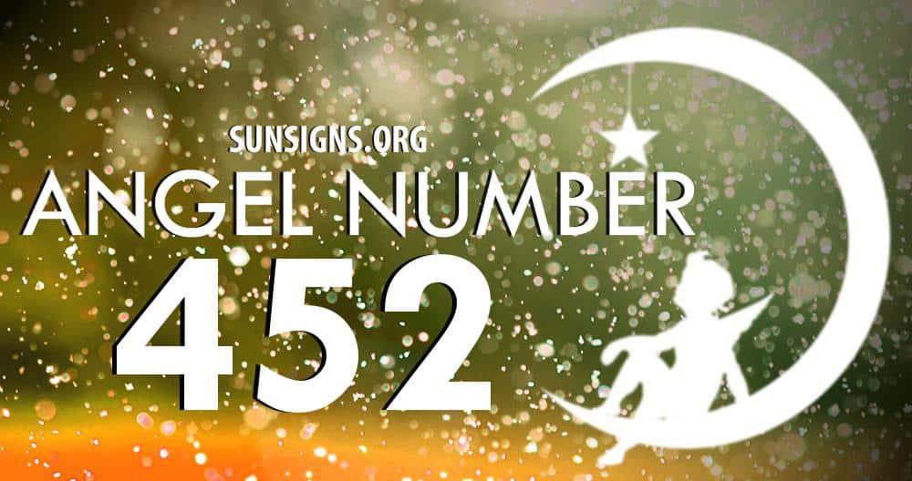 angel number 452