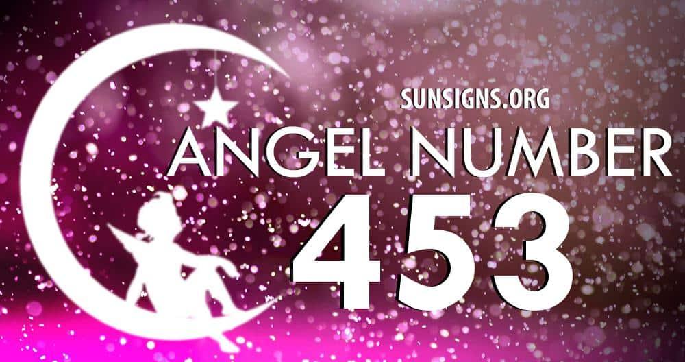 angel number 453