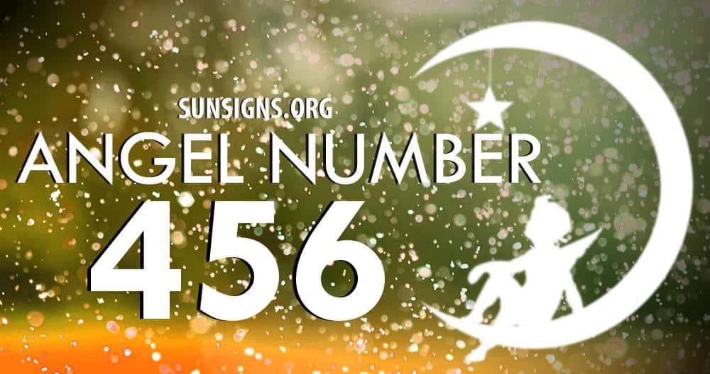 angel number 456