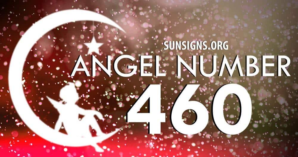 angel number 460