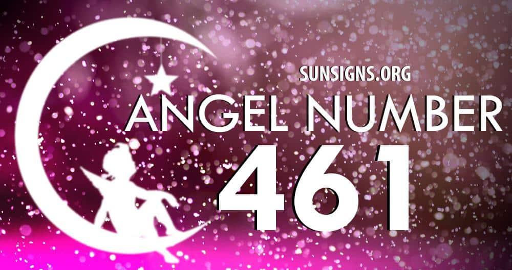 angel number 461