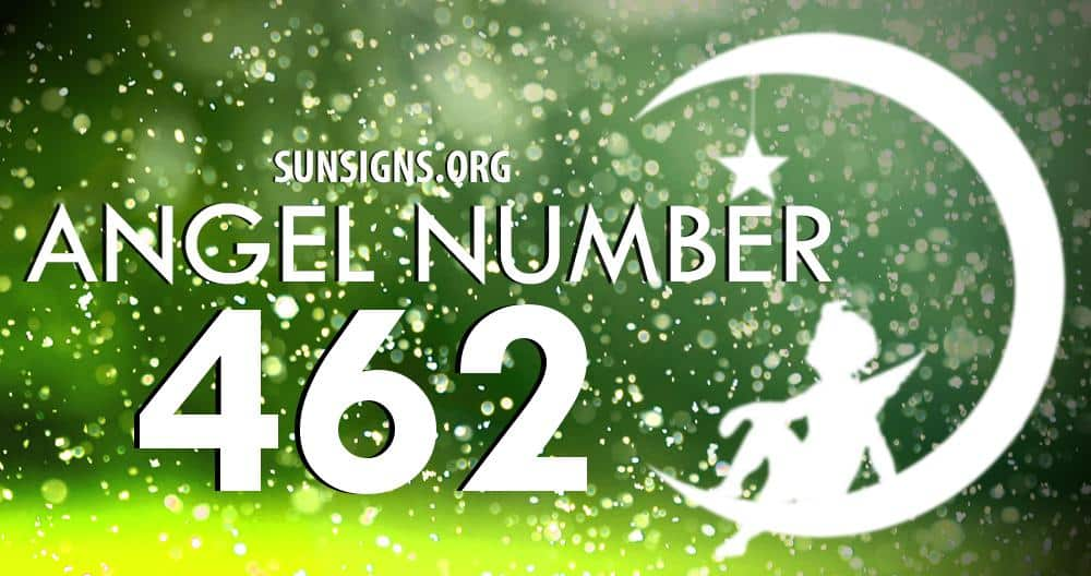 angel number 462