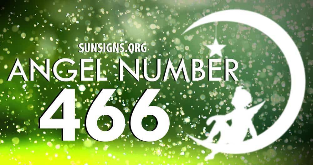 angel number 466