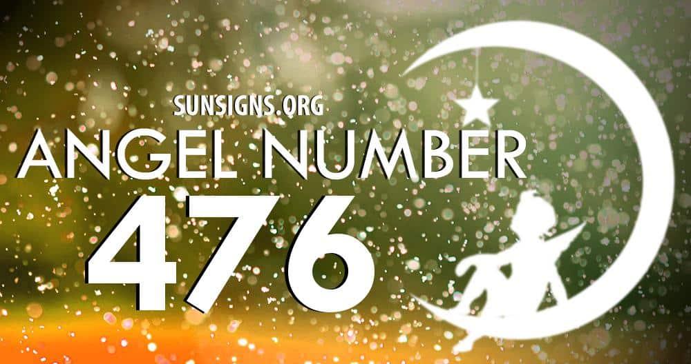 angel number 476