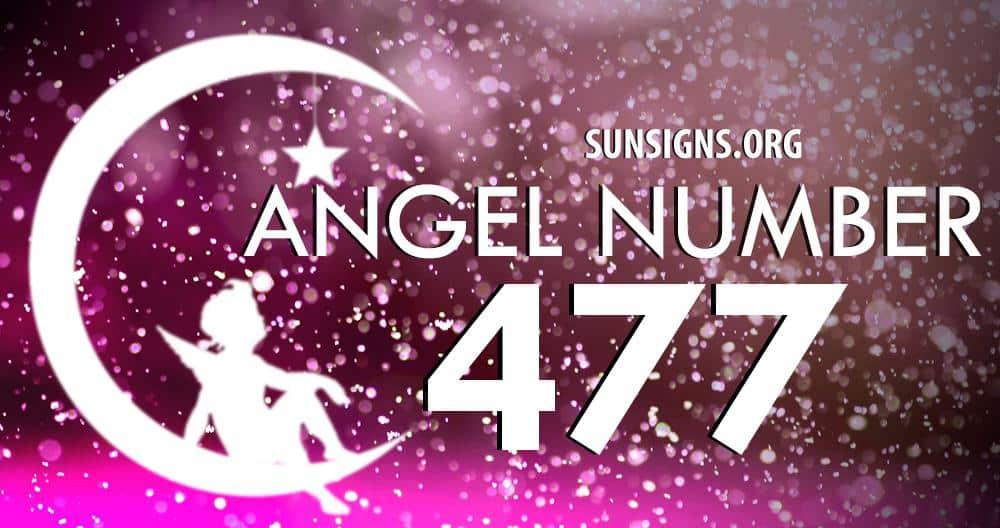 angel number 477