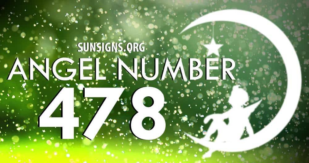 angel number 478