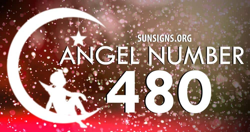 angel number 480