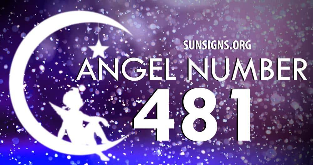 angel number 481