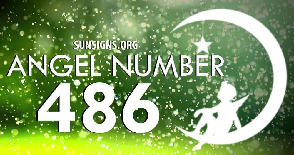 angel number 486