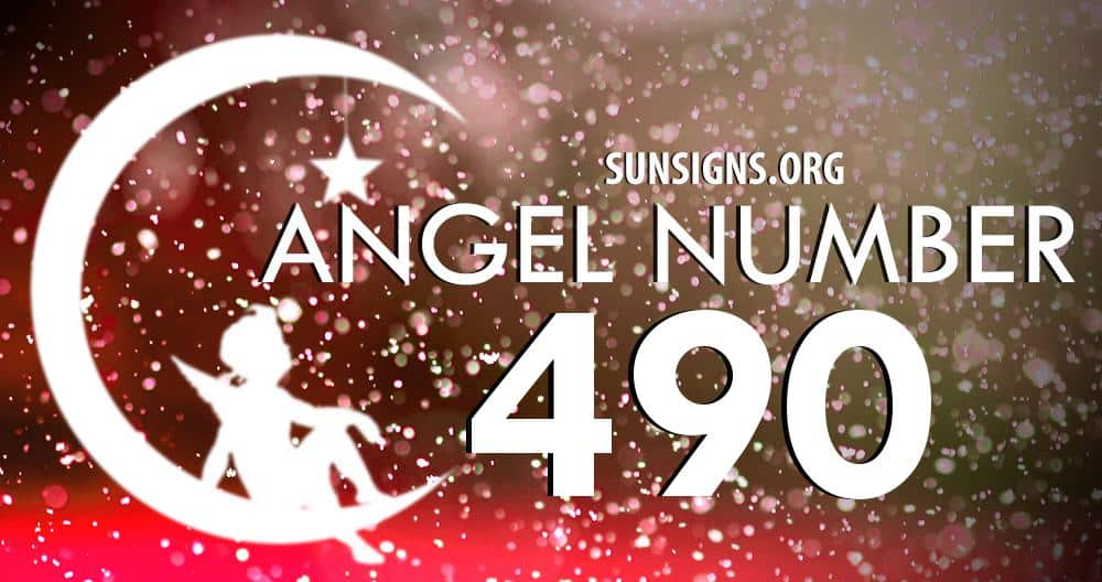 angel number 490