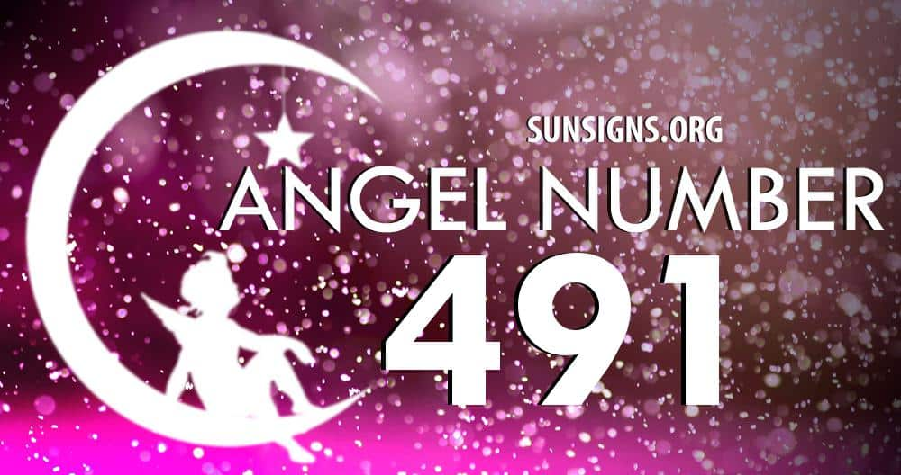 angel number 491