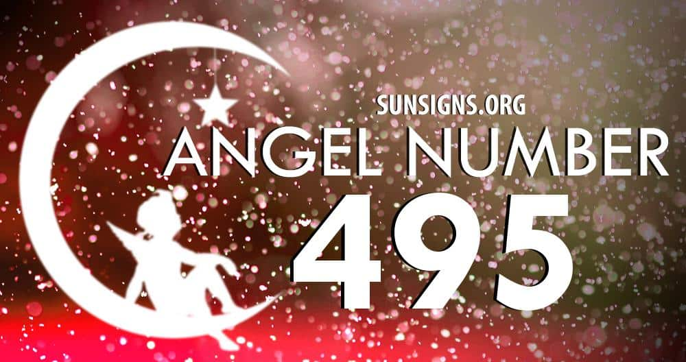 angel number 495