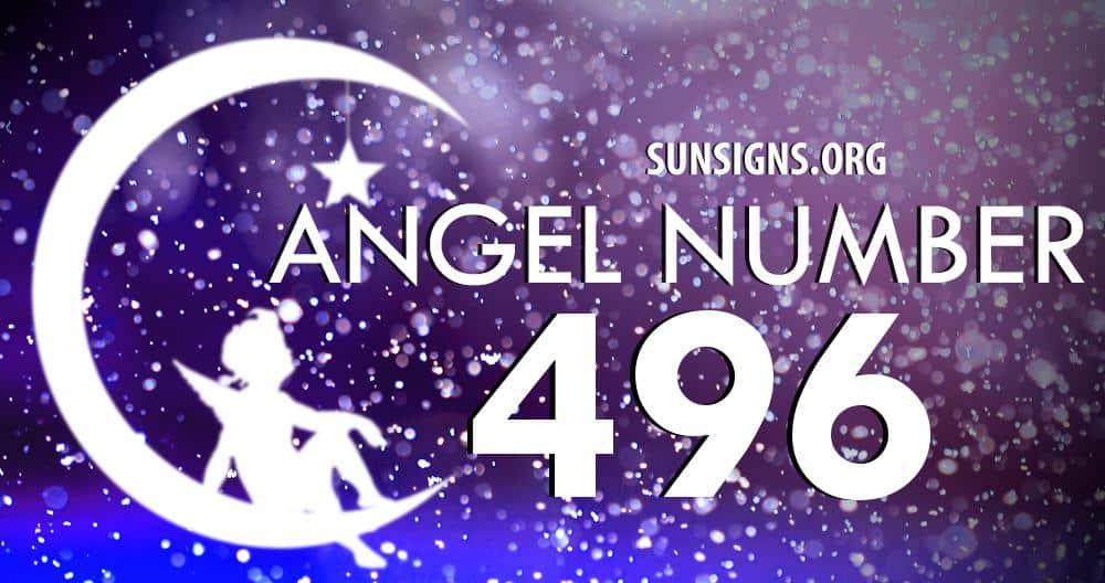 angel number 496