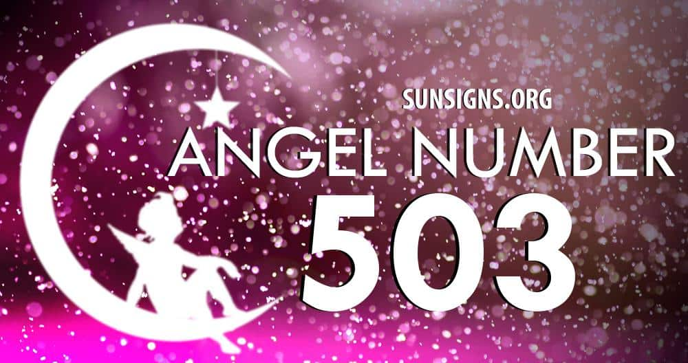 angel number 503