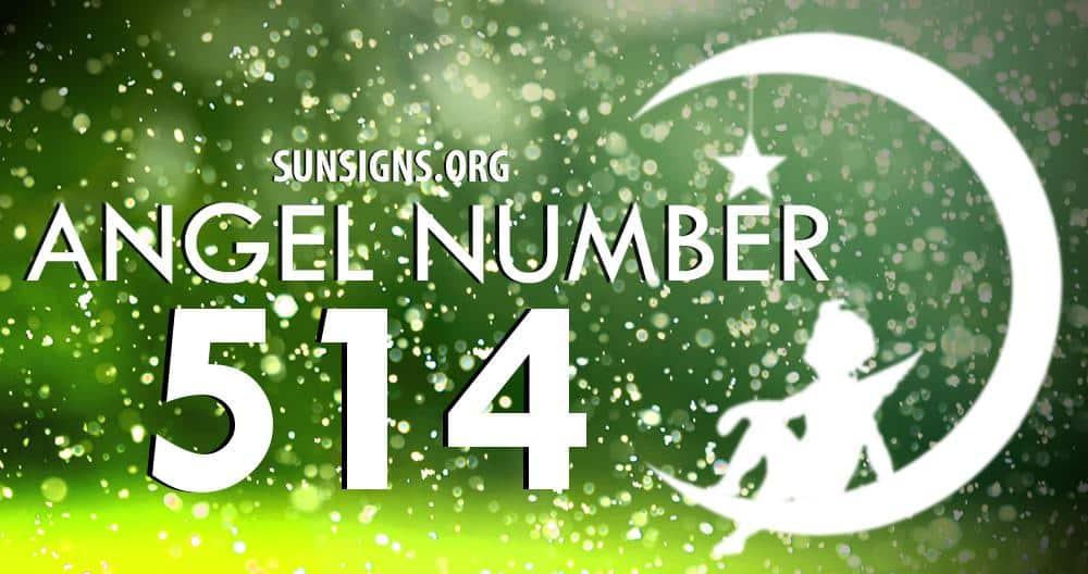 angel number 514