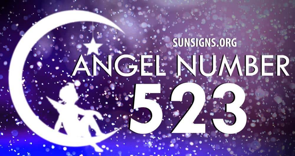 angel number 523