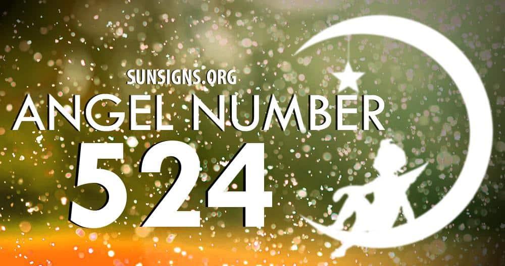 angel number 524