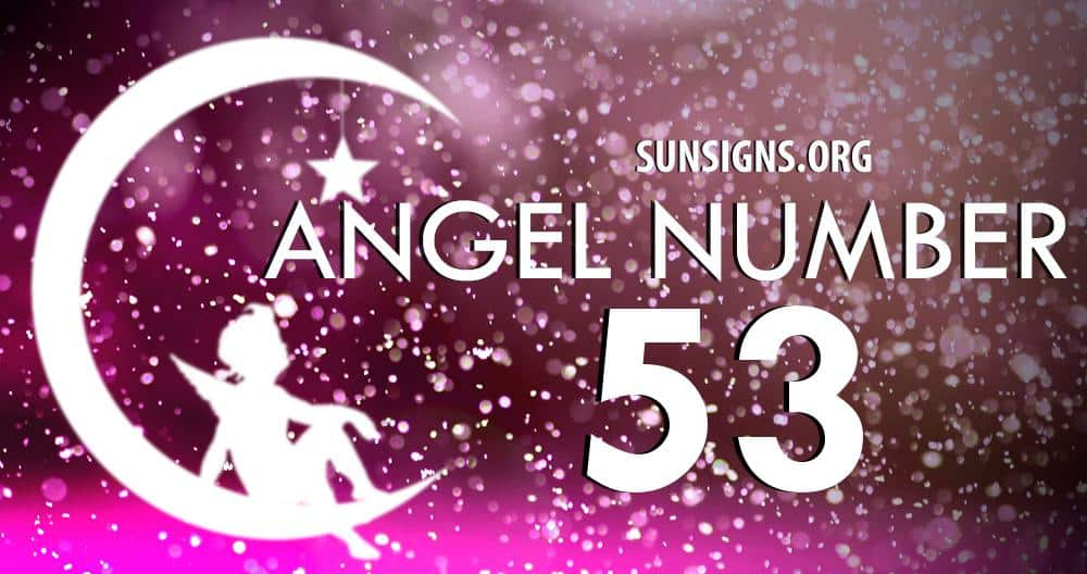 angel number 53