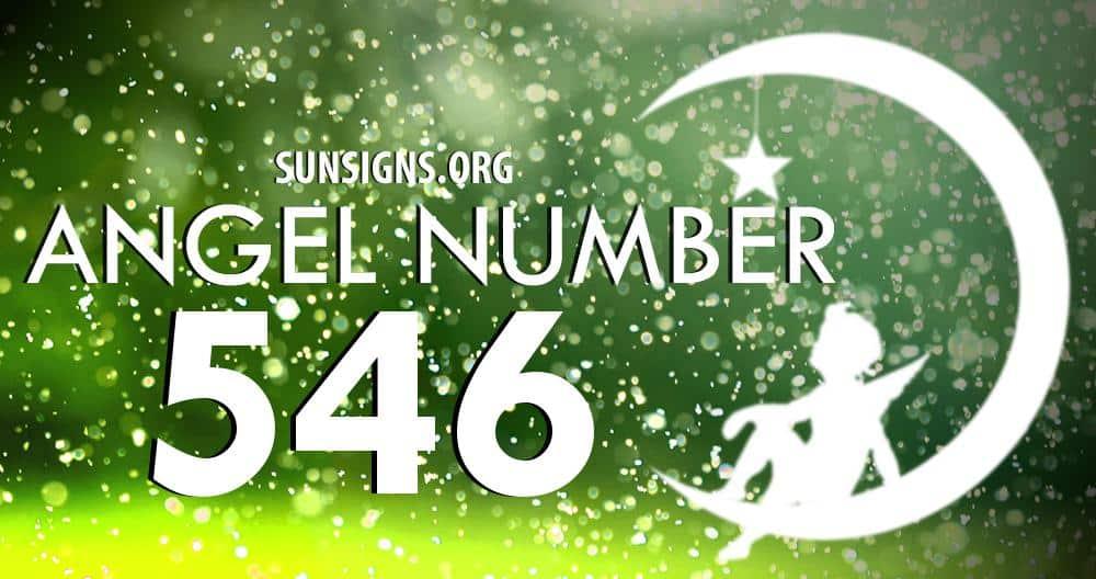 angel number 546