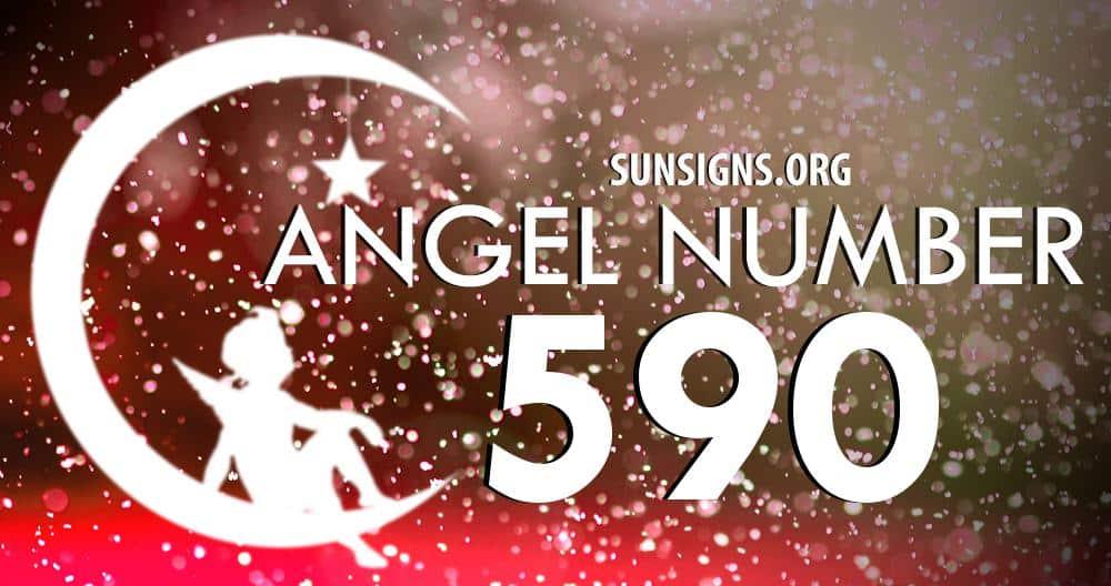 angel number 590