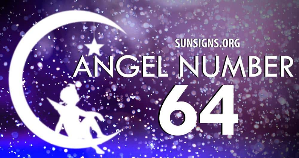 angel number 64