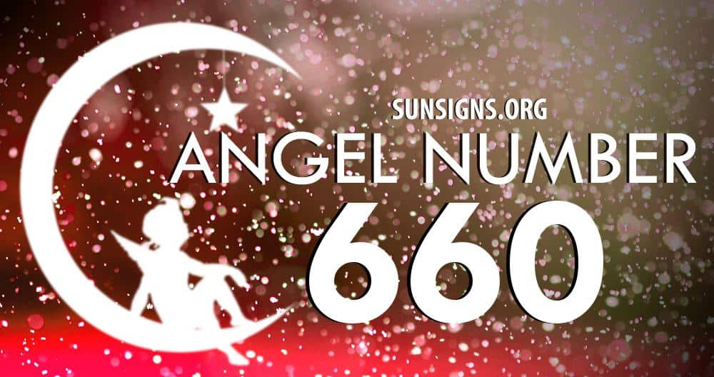 angel number 660