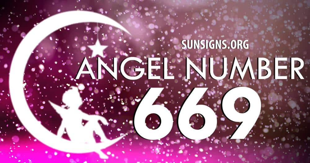 angel number 669