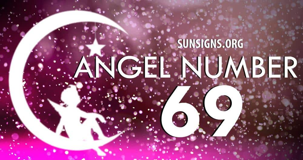 angel number 69