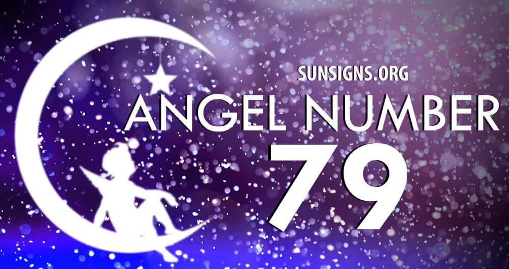 angel number 79