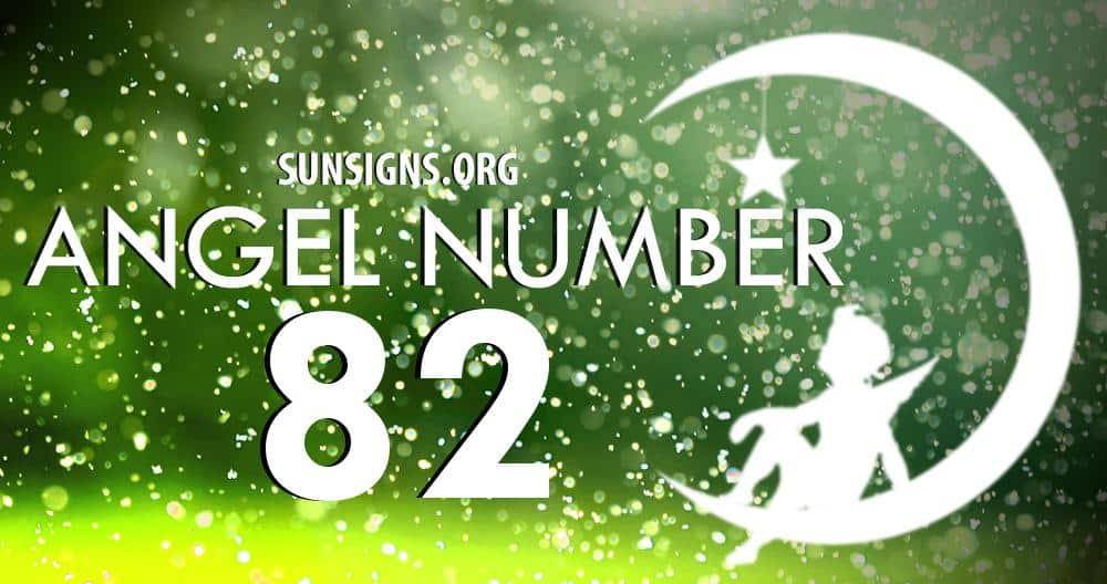 Angel number 82