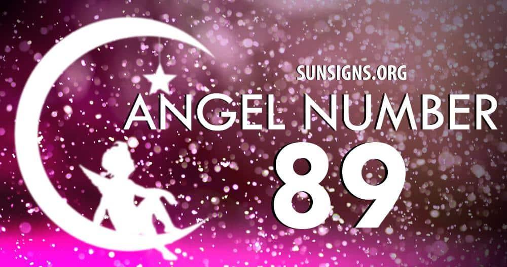 Angel Number 89