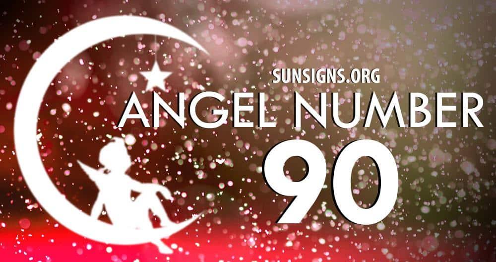 angel number 90