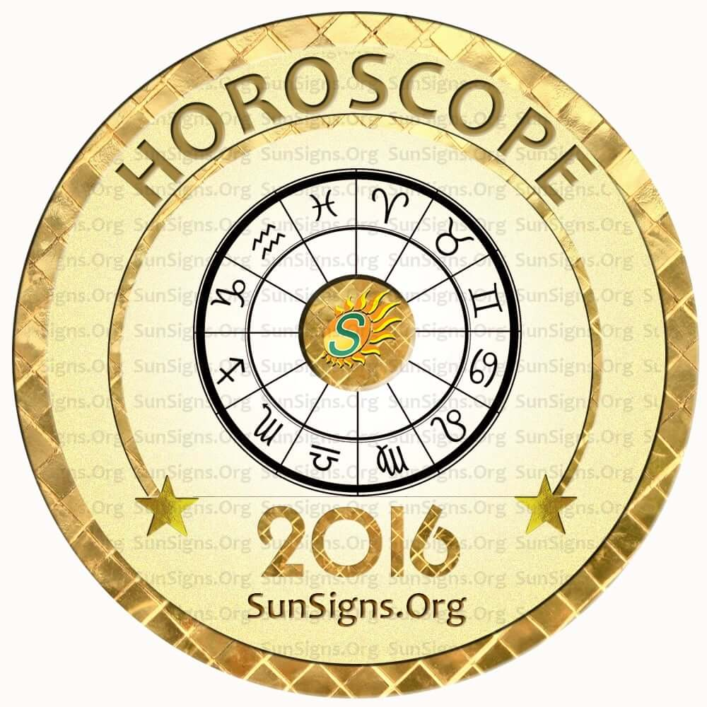 Horoscope 2016 Infographic Sunsigns Org