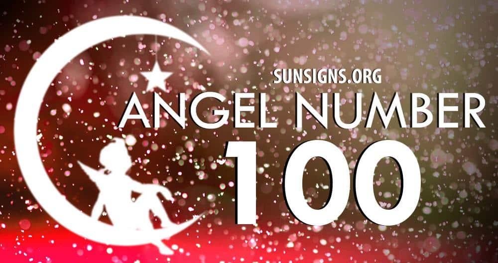 angel number 100