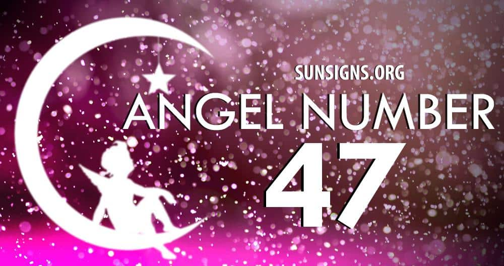 angel number 47