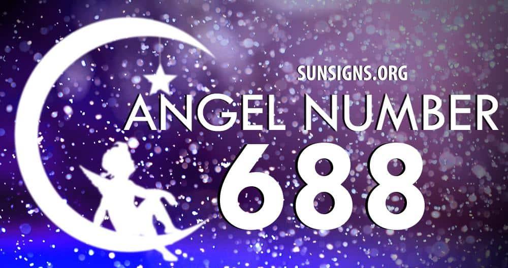 angel number 688