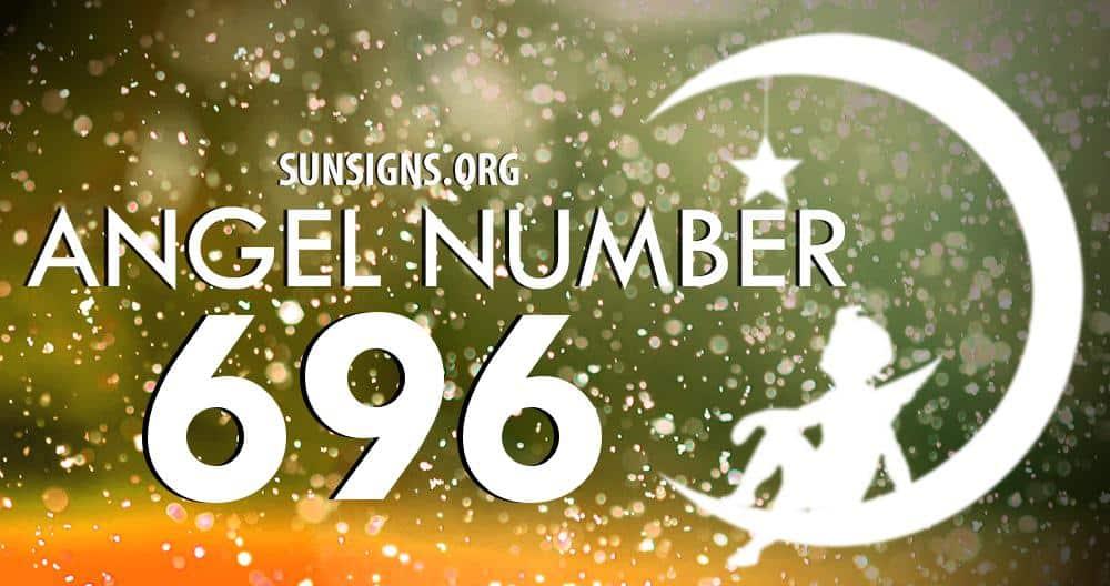 angel number 696