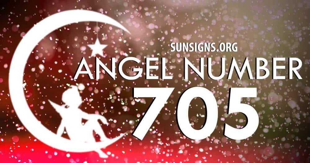 angel number 705