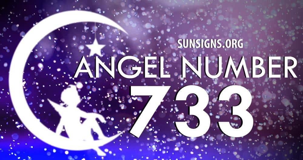 angel number 733