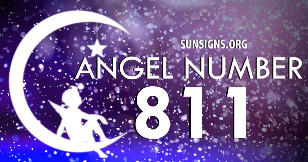Angel Number 811 Meaning | SunSigns Org