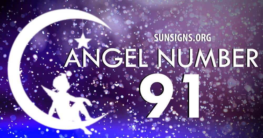 angel number 91
